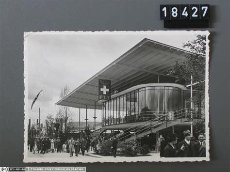 pavillon landi dur alt z 252 ri die ehemalige landesausstellung 1939