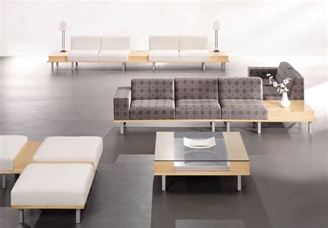 office benches furniture modern reception chairs with simple yet attractive design