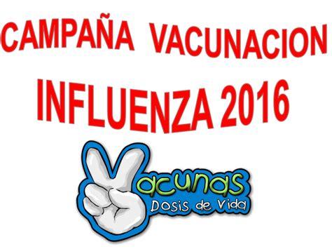compensar hay vacuna contra la gripe campa 209 a vacuna influenza