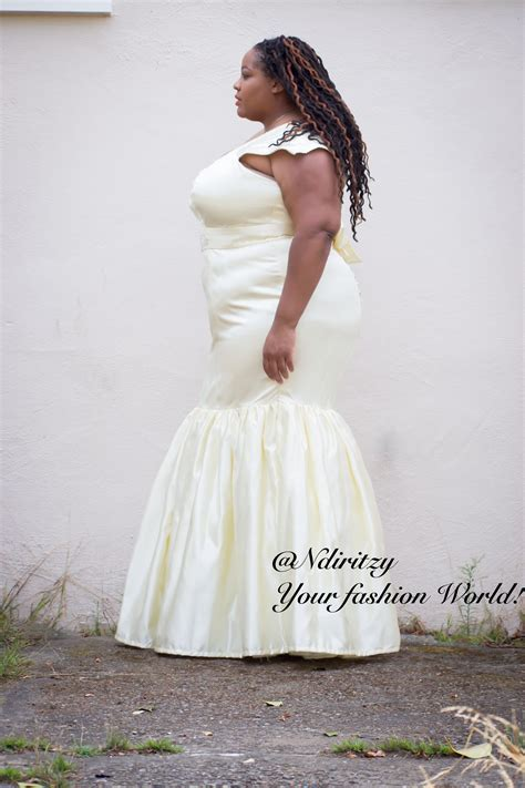 Plus size bridal gown ? NdiRitzy