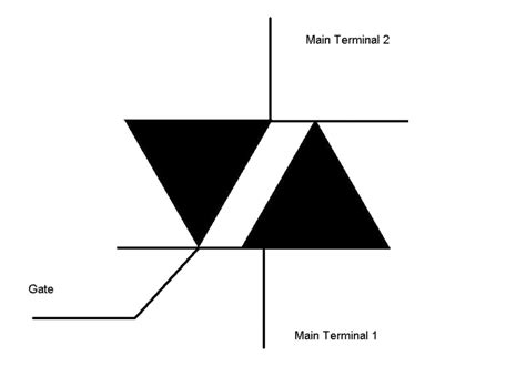 triac diagram automatic l dimmer circuit using triac gadgetronicx