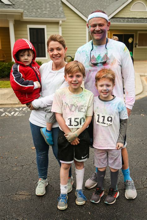 color run charity quot all in quot color run charity