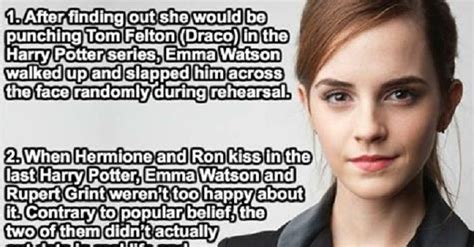 emma watson information facts you never knew about emma watson