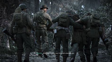 A Call Of The call of duty wwii review a away from greatness