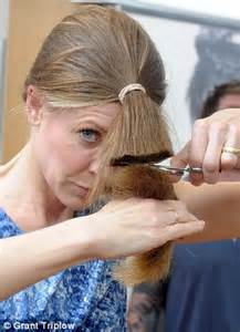 how can i get my hair ut like tina feys is a diy hairdo a shortcut to disaster as more women skip