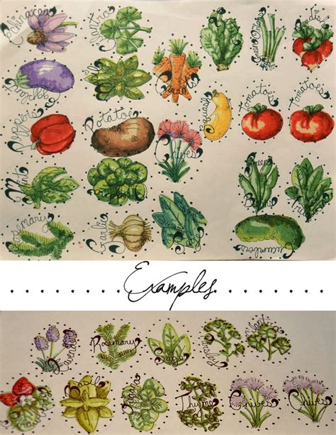Garden Signs For Vegetables 52 Best Images About Vegetable Garden Signs On