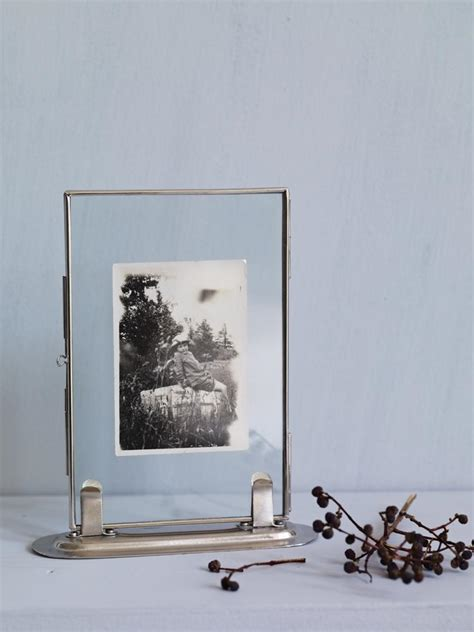 large glass photo frames uk