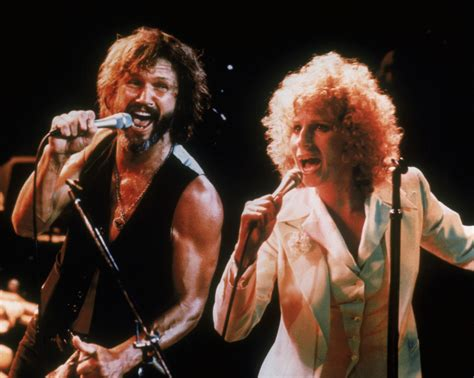 barbra streisand kris kristofferson song kris kristofferson barbra streisand in a star is born