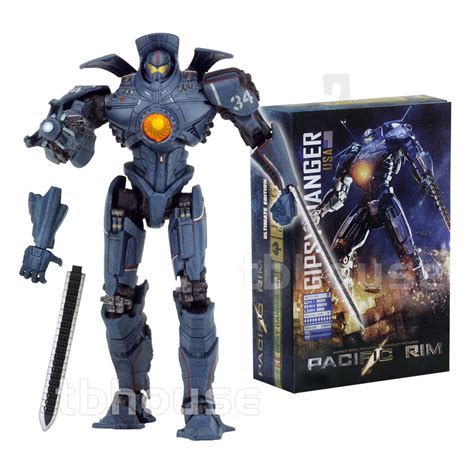 gipsy danger figure 7 7 quot gipsy danger figure ultimate edition light up pacific