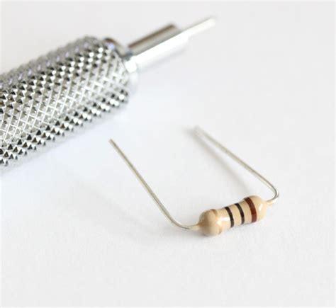 resistor value nc newbiehack resistors 10 ohm quarterwatt through