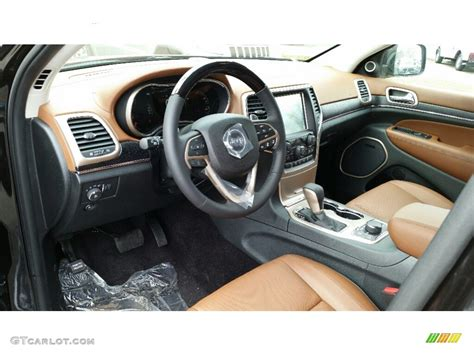 brown jeep grand cherokee dark sienna brown black interior 2016 jeep grand cherokee