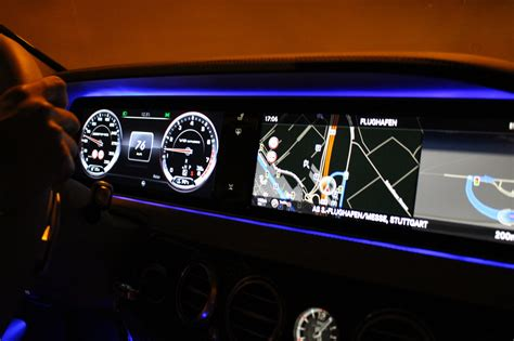 mercedes digital dashboard electronic instrument cluster wiki everipedia