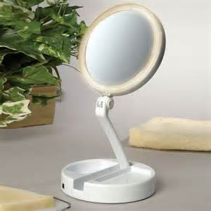 Makeup Mirror With Lights Ulta Floxite 7504 12l 1x 12x Lighted Makeup Mirror Atg Stores