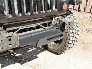 Jeep Stock Bumper 131 1207 02 Prepping For The Jeep Jk With Stock