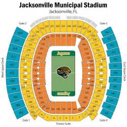 Jaguars Seating Everbank Field History Photos More Of The Site Of