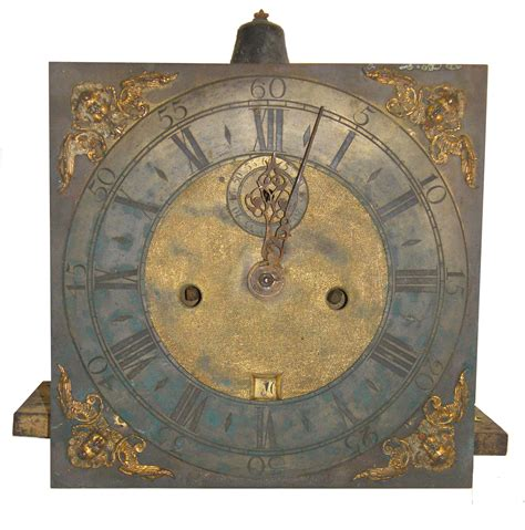 interesting clocks interesting early eight day longcase clock movement