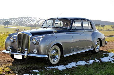 bentley silver cloud fiani autonoleggio 1956 bentley silver cloud s1