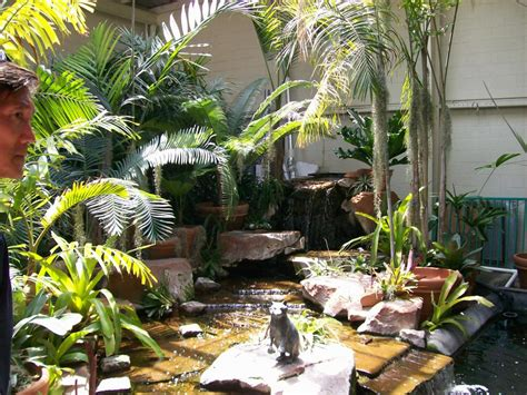 Aquatic Garden Decor 40 000 Gallon Indoor Pond