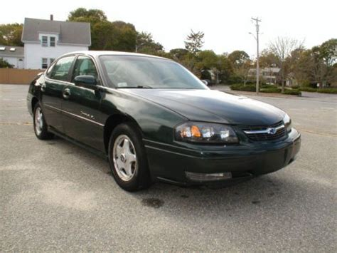 nice ls purchase used very nice 2002 impala ls in excellent
