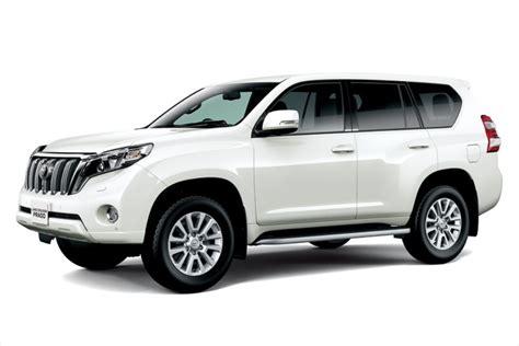 Toyota Direct Used Cars Toyota Land Cruiser Prado Gets 2 8 Liter Diesel Engine