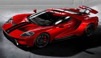 Price Of Ford Gt 2017 Ford Gt An Alternative Age Bracket With Icon