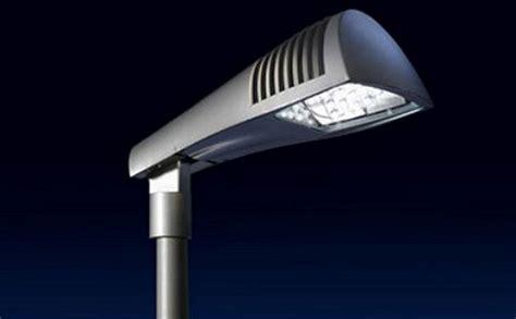 illuminazione pubblica con gli impianti a led il comune