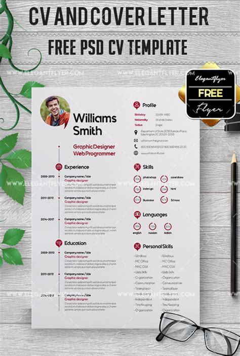 5 Resume Mistakes by 5 Resume Mistakes 11 Free Professional Cv Templates By