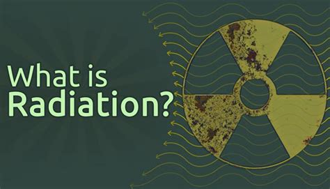 what is radiation physics for mocomi