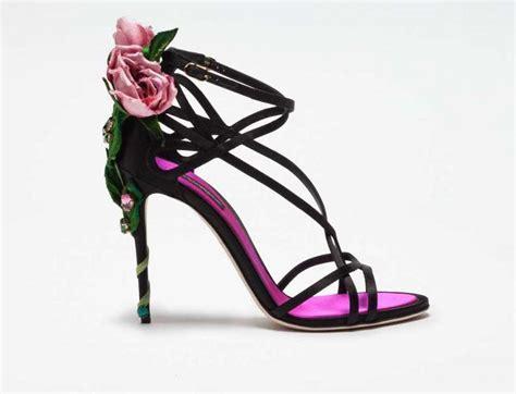 scarpe con fiori dolce gabbana scarpe 2017 il sandalo a fiori drezzy