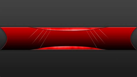 luxury youtube banner template download best templates
