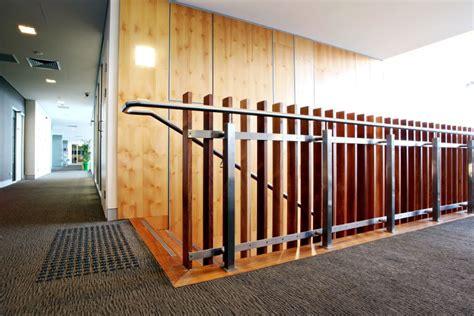 Timber balustrade