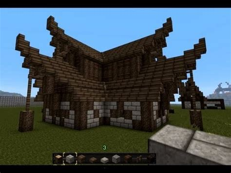 how to build a medieval house in minecraft how to make a medieval nordic house minecraft project