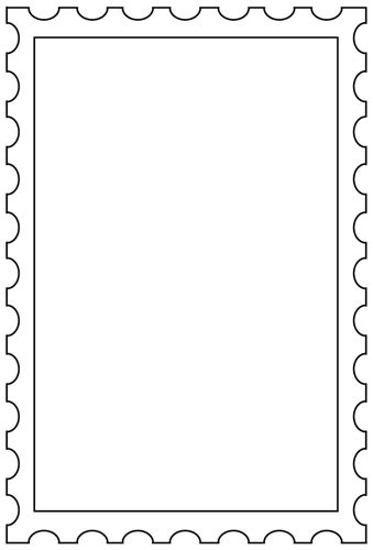 Postage St Design Template St Template By Sophialouisechivers Teaching Resources Tes