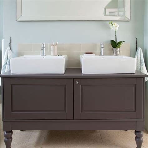 Vanity Units For Bathrooms Mint Green Bathroom With Vanity Unit Bathroom Decorating Housetohome Co Uk
