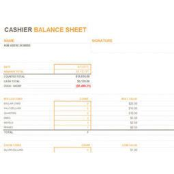 laravel 5 3 cashier customised receipt template monthly daily register balance sheet in ex