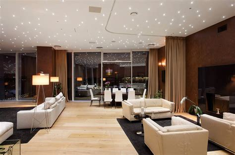 Moscow Apartment with a Luxury Cruise Ship Feel