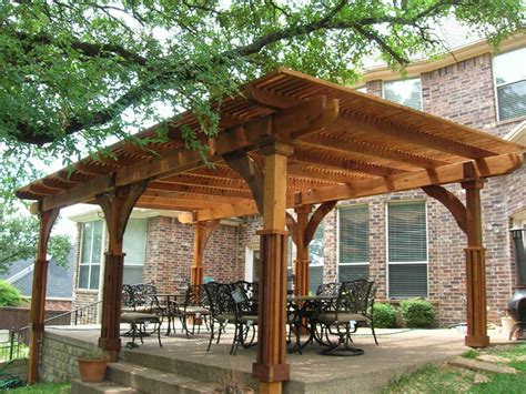 wood patio covers redwood patio covers cedar patio