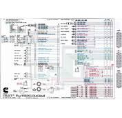 ECM Wiring Diagram On Kenworth Truck Radio Harness