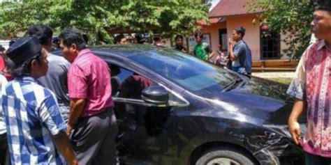 Lu Dalam Mobil Misteri Di Balik Asal Usul Mobil Ditembak Di Lubuklinggau