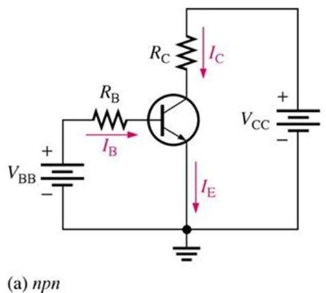 proper transistor lifier operation basic npn and pnp transistor operation electronics and communications