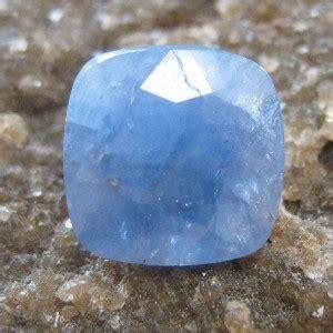 Batu Permata Blue Sapphire Cincin Silver 925 Lapis Emas Putih batu mulia sapphire light blue kotak 1 73 carat