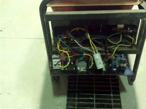 generator capacitor problem generator problems