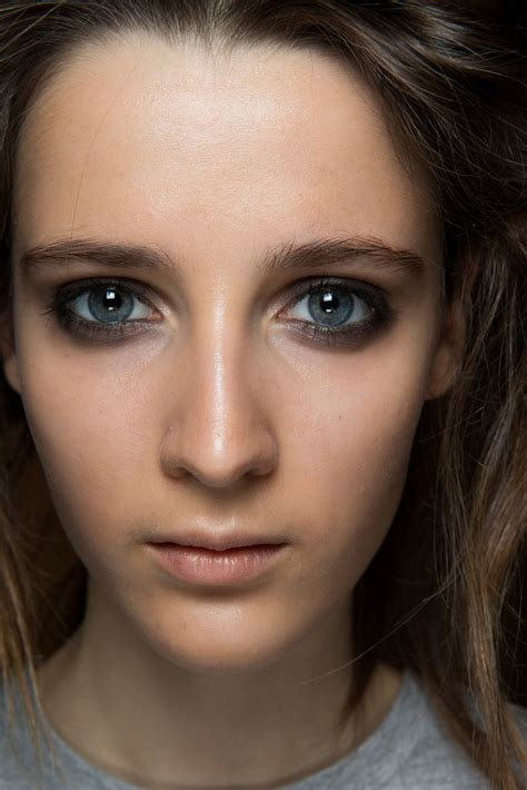 Fall Makeup Trends Gray Shadow by 2015 Fall Winter 2016 Makeup Trends Fashion Trend Seeker