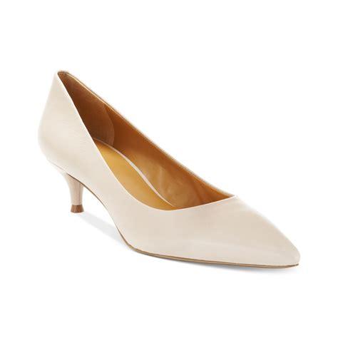 Kitten Heels Pumps nine west kitten heels pumps gold sandals heels