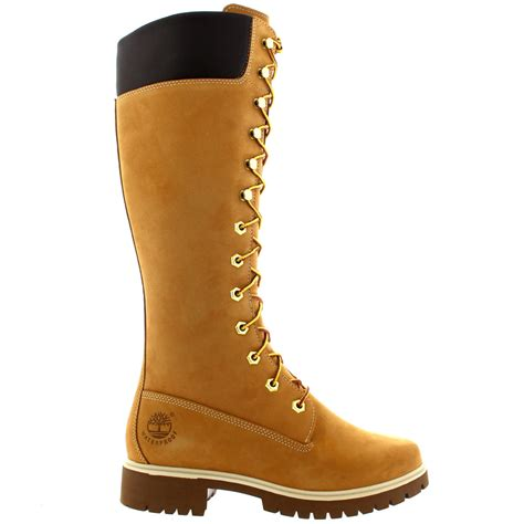 womens timberland premium 14 quot waterproof earth keeper knee