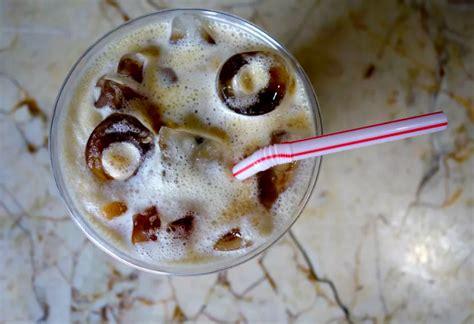 resep kopi banana milk kopi majalah otten coffee