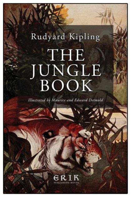 libro the jungle book illustrated the jungle book illustrated by rudyard kipling nook book ebook barnes noble 174