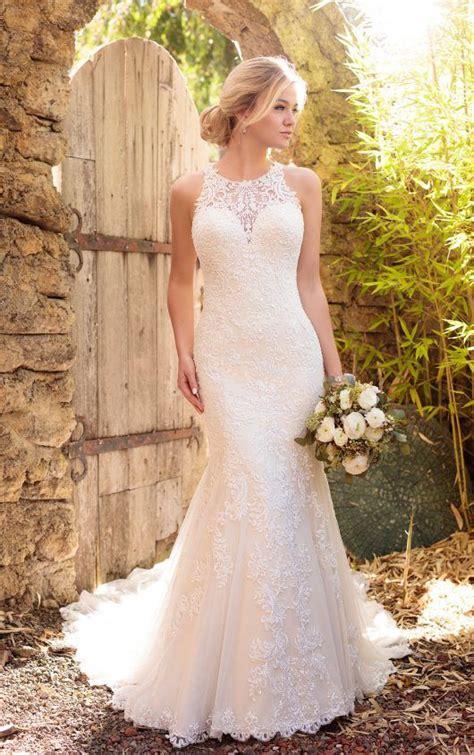 1000 ideas about satin wedding dresses on