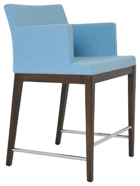 bar stools orange county soho wood stool by sohoconcept contemporary bar stools