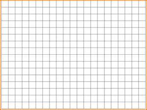 Graph Paper Template Print by Doc 415539 Printable Blank Graph Paper Free Graph